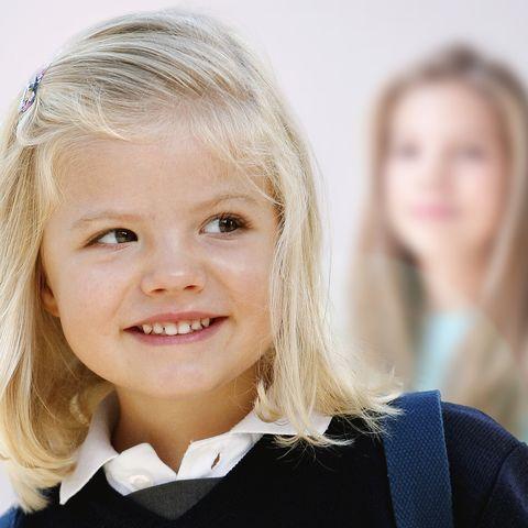 Sofía von Spanien: Vom kleinen Mädchen zum hübschen Teenie: So hat sich ihr Look verändert