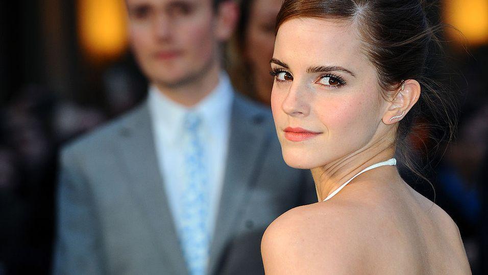 Emma Watson: Mit nur 5 It-Pieces gelingt ihr jeder Look