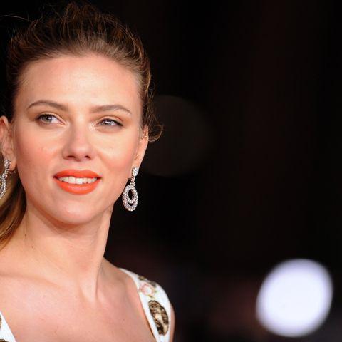 Die Hollywood Schauspielerin Scarlett Johannson