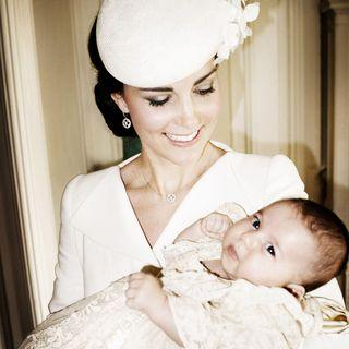 Offizielle Tauffotos Prinzessin Charlotte