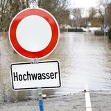 Hochwasser Wetter