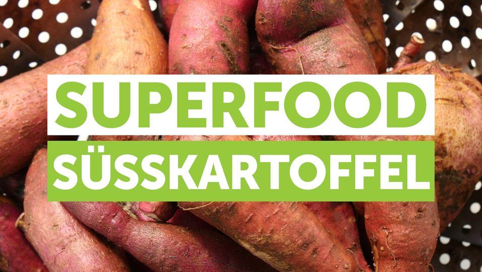 Superfood Süßkartoffel