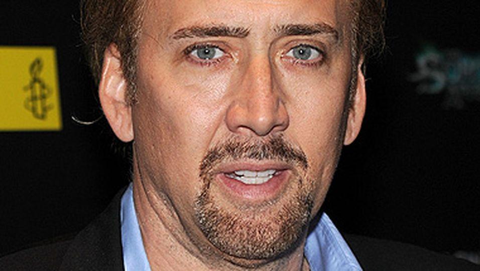 Newsline, Nicolas Cage