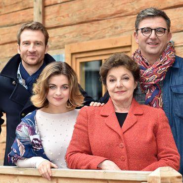 Heiko Ruprecht, Ronja Forcher, Monika Baumgartner, Hans Sigl