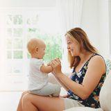 Sprechen lernen babys