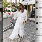 Instagram-post-weißes-Kleid