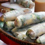 Reispapier-Gerichte zum verzichtfreien Abnehmen