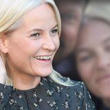 Mette Marit von Norwegen - Zum Hochzeitstag zeigt sie sich komplett ungeschminkt und mit seligem Lächeln