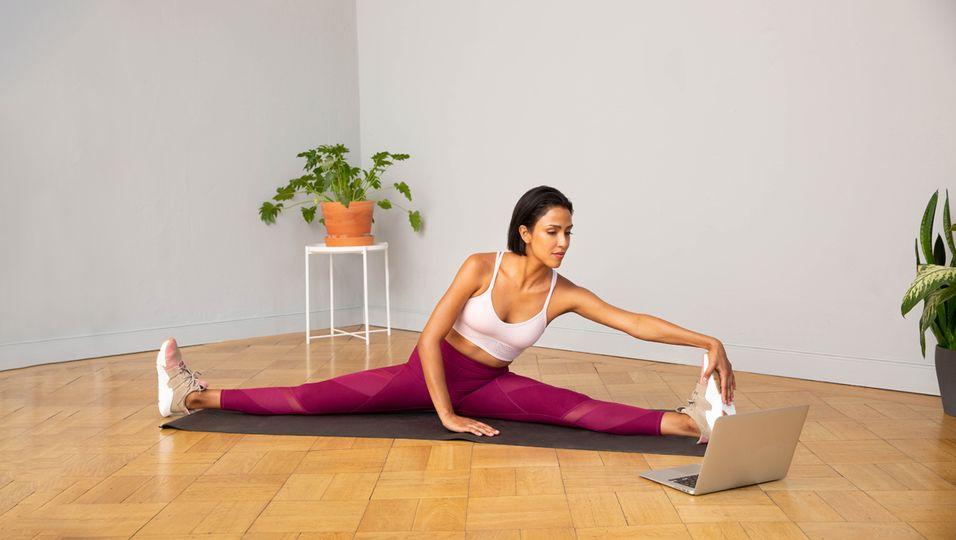 Sparen beim Sport: Hol dir 25% Rabatt auf die Online-Fitnessprogramme von Gymondo!
