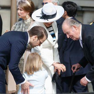 Carl Gustaf von Schweden wird 70