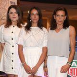 Camille Gotlieb, Pauline Ducruet, Stephanie von Monaco