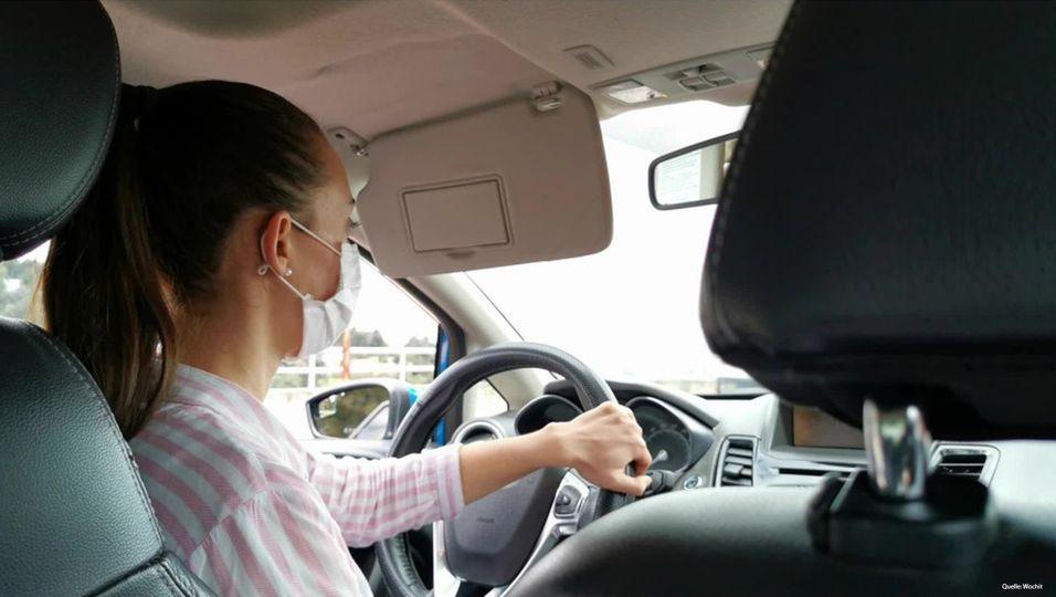 Sonnenbrille und Maske beim Autofahren: Warum diese Kombination echt teuer werden kann