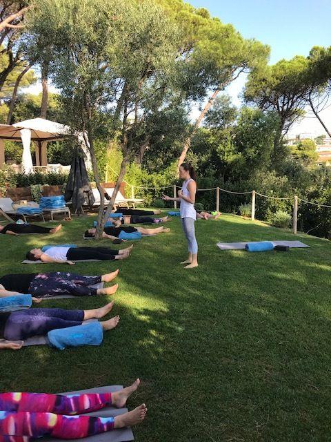 Kate Hall Yoga