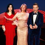 Der Audi Generation Award wird von zahlreichen Promis besucht