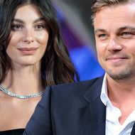 Leonardo DiCaprio und Camila Morrone
