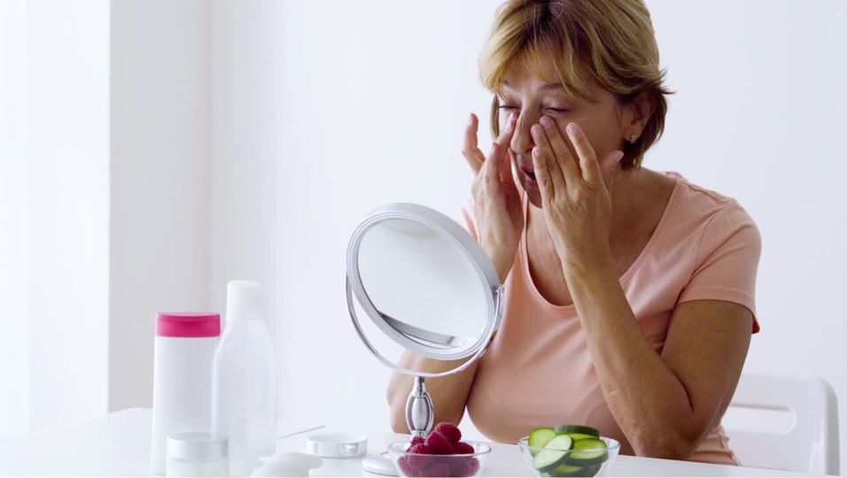 Reife Haut: So pflegst du dein Gesicht richtig