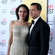 Angelina Jolie und Brad Pitt 2015