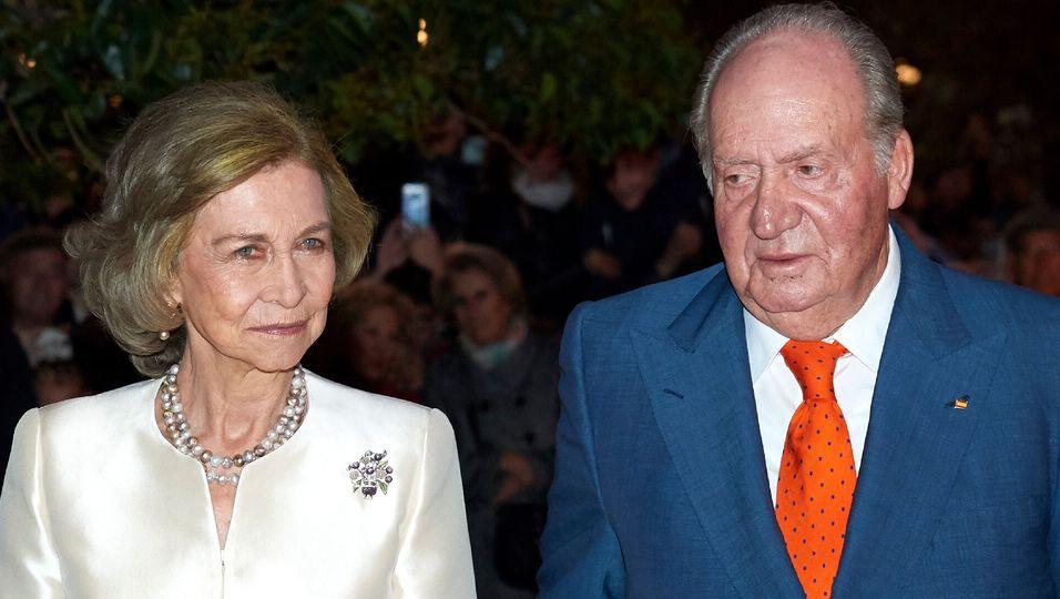 Die Fassade stürzt ein: hinter den Kulissen von Juan Carlos' & Sofías arrangierter Ehe