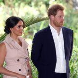 Herzogin Meghan und Prinz Harry - Rassismus-Vorwürfe: Sie haben überlegt, Namen zu nennen