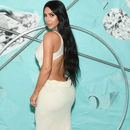 Kim Kardashians großer Hintern