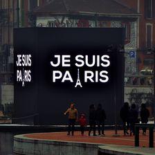 Hand in Hand - Die Welt steht Frankreich bei