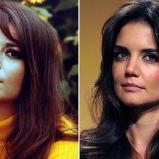 Stars wie Hollywoodlegenden, Natalie Wood, Katie Holmes