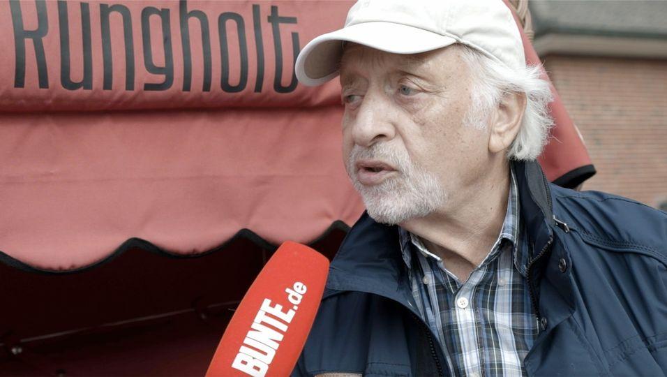 Enkel, Ehe, Karriere-Ende: Im letzten BUNTE.de-Interview plauderte er aus dem Nähkästchen