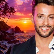 "Bachelor in Paradise""-Star Domenico de Chicco"