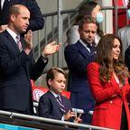 Prinz William, Herzogin Kate & Prinz George