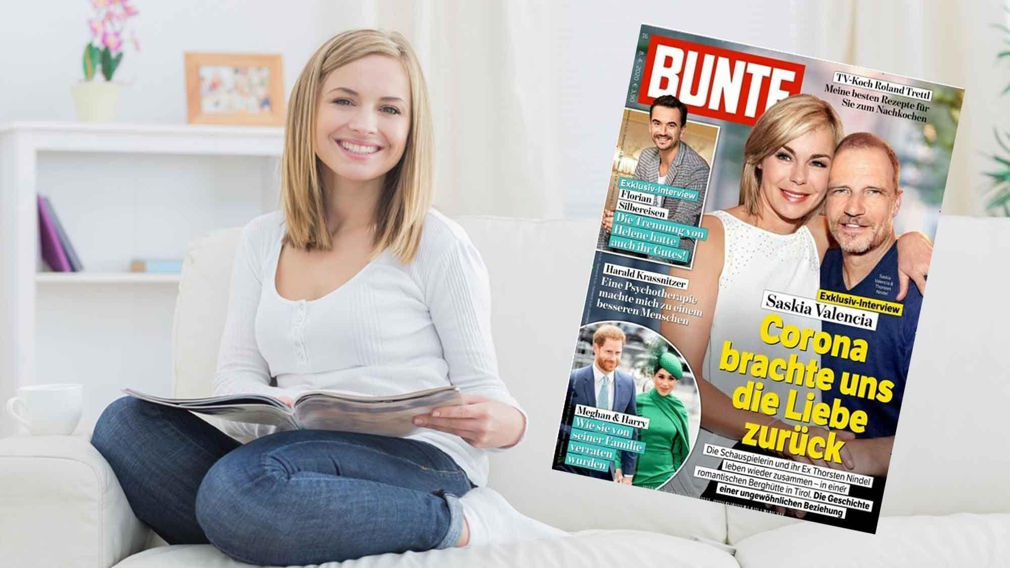 BUNTE Abo Sofa