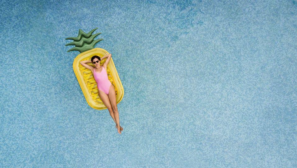 Sommerfeeling Urlaub Wohnung