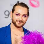 Riccardo Simonetti kommt zum Fotocall von got2b Make-up Launch Event im Michelberger Hotel.