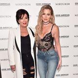 Kris Jenner und Khloé Kardashian