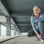 Frau Sport Alter Abnehmen