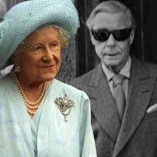 Royale Zankereien, Queen Mum, Edward VIII.