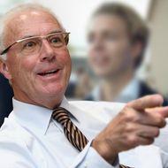 Franz Beckenbauer: Erster Auftritt von Sohn Joel ohne seinen berühmten Vater
