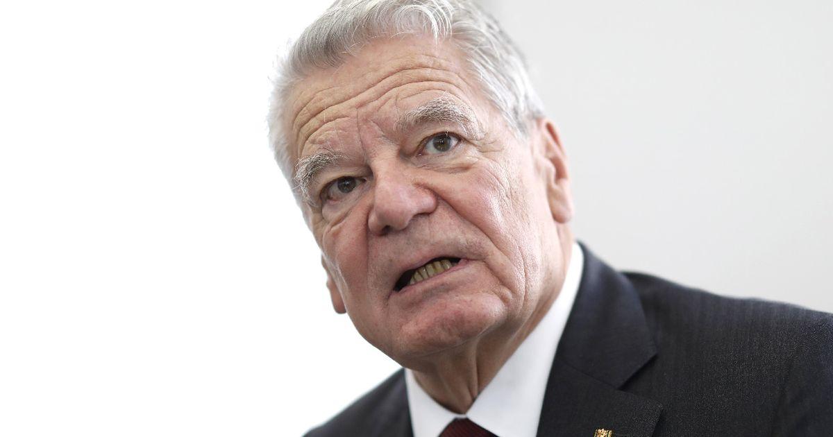 """Bundespräsident Joachim Gauck: """"Es war ein starker psychischer Druck"""""""