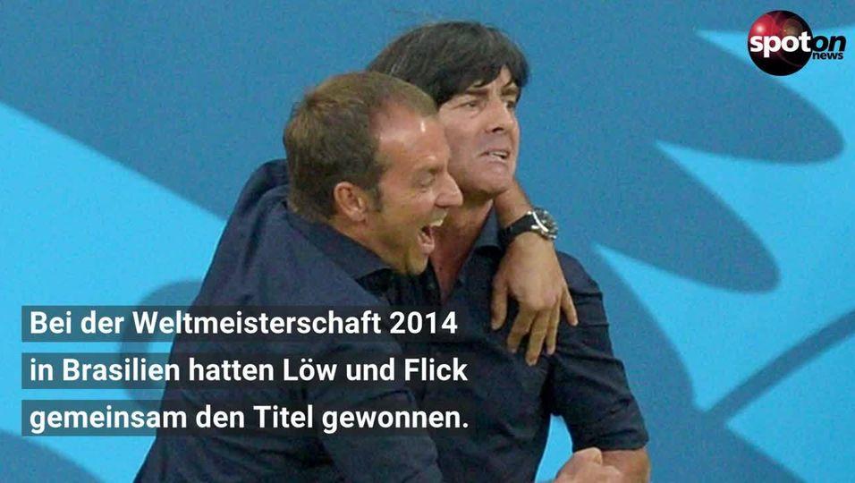 Hansi Flick wird neuer Fußball-Bundestrainer