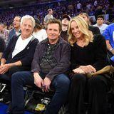 Michael J. Fox: Seltener Auftritt mit seiner bildschönen Ehefrau Tracy