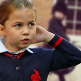 Prinzessin Charlotte - Verblüffend! Sie sieht aus wie Prinzessin Dianas Nichte