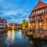 Lüneburg Alter Hafen