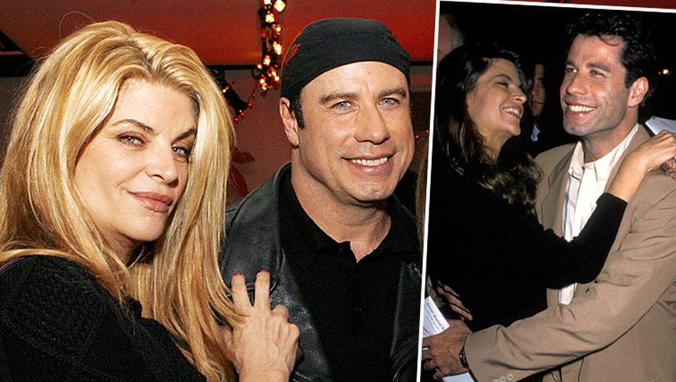 """""""John Travolta ist die Liebe meines Lebens"""""""