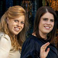 Philippos & Nina von Griechenland - Eugenie und Beatrice von York strahlen bei der Hochzeit um die Wette