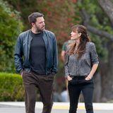 Finden sie wieder zueinander? Ben Affleck und Jennifer Garner. Im Anschluss: Bilder ihrer Liebe