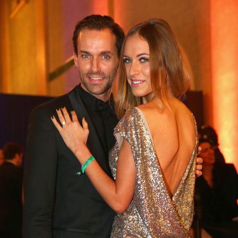 Alena Gerber & Sven Hannawald
