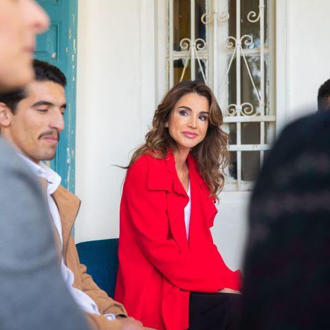 Rania von Jordanien