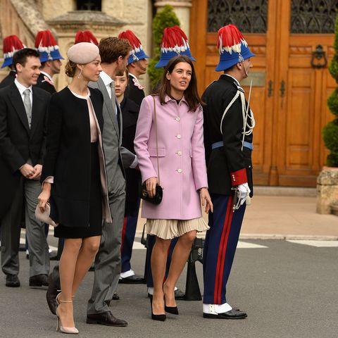 Charlotte Casiraghi, Nationalfeiertag Monaco