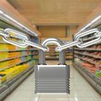 Kunden hielten Mindestabstand nicht ein: Supermarkt muss schließen