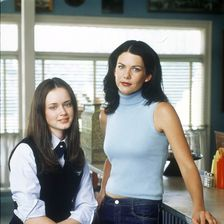 TV Serien, Gilmore Girls