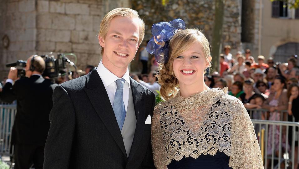 Imre & Kathleen von Habsburg-Lothringen